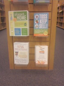 Toss, Keep, Sell! Blog Tour: More Stops