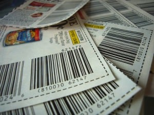 Using Coupons at Dollar Stores