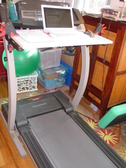 diy treadmill desk plans