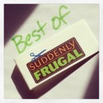 best of suddenly frugal
