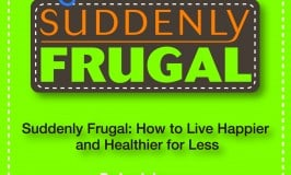 Announcing Suddenly Frugal The Audiobook
