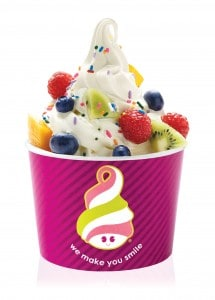 Free Frozen Yogurt Day 2014
