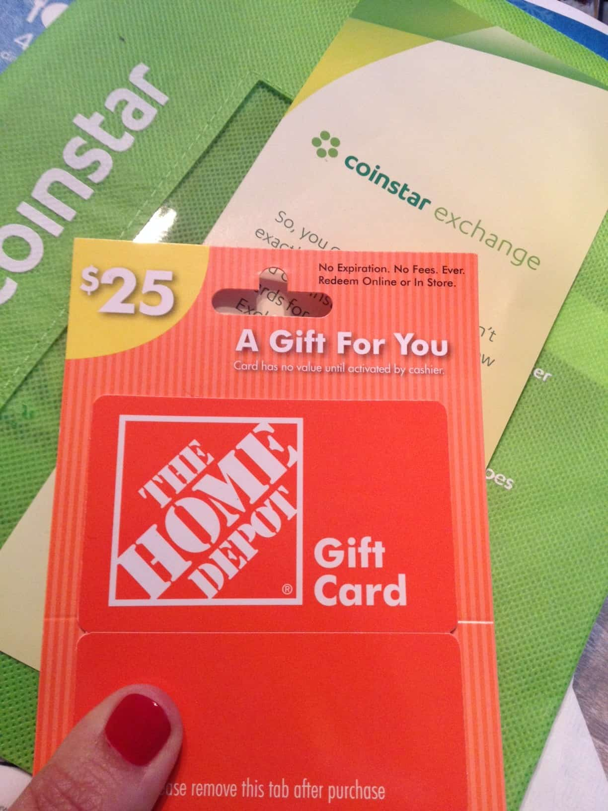 Comes to holiday gifts i bought this year about half were gift cards